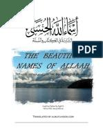 The Beautiful Names of Allah - Asmaullah