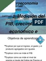 Cap21-Medición del PIB, crecimiento económico e inflación