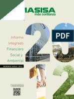 Masisa Informe Integrado 2012 .pdf