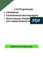 Conceitos Linguagens de Program