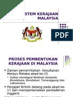 Sistem Kerajaan Malaysia