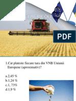 Politici agricole