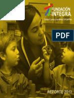 Integra Reporte 2012