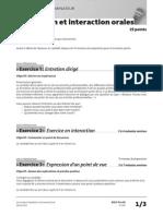 Livret Examinateur Delf Pro b1