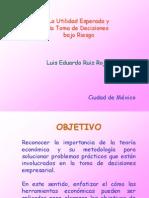3.Concepto Valor Esperado Planeac Financ