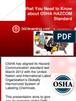 What You Need to Know about OSHA HAZCOM Standard