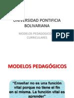 4. MODELOS PEDAGOGICOS
