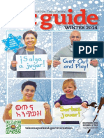 2014 Winter Recreation Guide