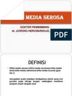 8. Otitis Media Serosa