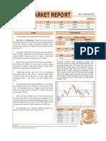 Gold Market Report 11 November 2013