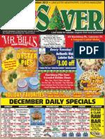 Super Saver December 3 2013