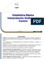 Tema 2. Estadistica Basica e Interpretacion Graficos de Control