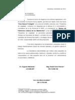 ANTEPROYECTO DE LEY DE PARAMILLOS_Carta de Elevacion.doc