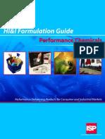 Formulation Isp
