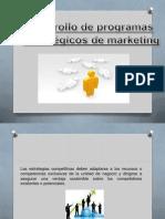 Unidad v - Desarrollo de Programas Estrategicos de Marketing