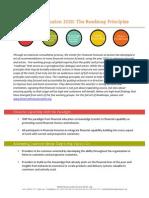 FI2020 Roadmap Principles