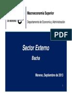 Sector Externo Bacha