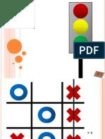 "Traffic Light, ""Tic-Tac-Toe"" Animations"