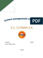 94390997 Proiect Managementul Comertului SC Cotnari SA 1 Doc