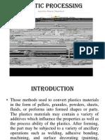 Plastic Processing