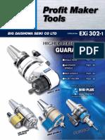 BIG Daishowa Profit Maker Tools(1)