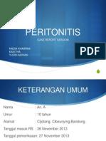 Crs Peritonitis