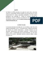 Agua Termal San Martin