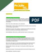 Funcionalidades Productos Clave & Vii Sistemas