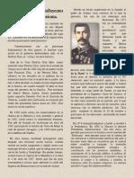 Personajes Influyentes de La Revolucion Mexicana
