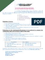 Notification BEL Technician Apprentice Posts