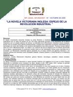 ANTONIO BLAZQUEZ ORTIGOSA 1 Novela de La Revolucion Industrial