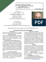 Newsletter Dec 2013