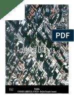 Acustica Urbana e Edificios Fauusp