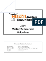 2014 Military Guidelines