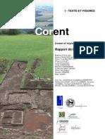 Rapport Corent 2011