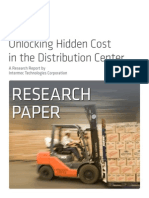 Unlocking Hidden Cost in the Distribution Center