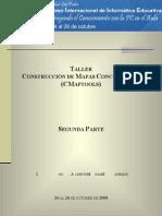Taller Mapas Conceptuales II