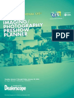 2014 International CES Digital Imaging/Photography Preshow Planner