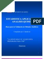 33646343 Estadistica Aplicada Al Analisis Quimico