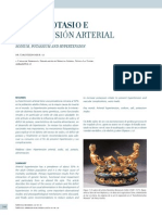 Sodio, Potasio e Hipertension Arterial