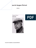 Jacques Prévert-poemas
