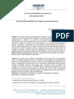 A prática de sustentabilidade nas empresas do setor supermercadista - Administração - 2-2013 (1)