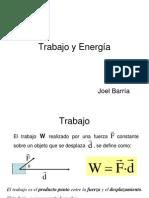 Clase11 Trabajo Energia