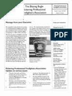ppfa newsletter fall 2001