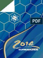 Calendário SC Freamunde 2014