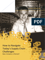 Navigate Today s Supply Chain Challenges