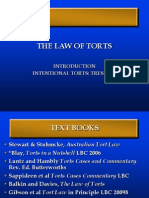 LECommittee Topic 1-Introduction Intentional Torts 2009 (2)