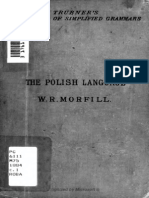 Polish Simplified Grammar