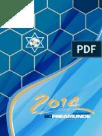 Calendário SC Freamunde 2014 feminino
