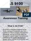 131714673-AS-9100-Awarness-ppt